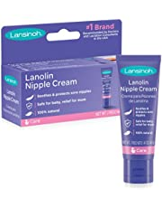 Lansinoh Lanolin Nipple Cream for Breastfeeding, 1.41 Ounces