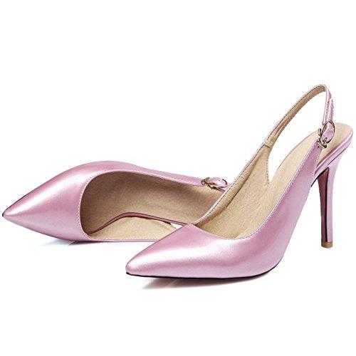Pointed Pink Mode Donna Pumps Zanpa Slingback ICPgOZqOw