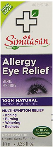 Similasan Allergy Eye Relief Eye Drops 0.33 (Allergy Relief Eye Drops)