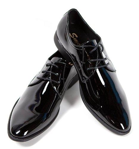 scarpe uomo in vernice bc9c993506f
