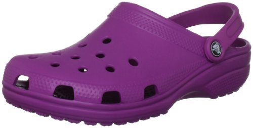 Crocs Classic, Zuecos Unisex Adulto Violeta (Viola)