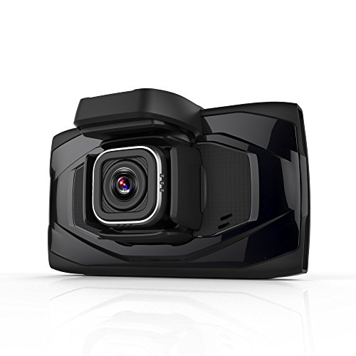 PAPAGO GS30G16G GoSafe 2.7'' 30G 1080P Full HD Dash Camera with Embedded GPS Logging Feature, FCWS, LDWS, Free 16GB Micro SD Card and adapter by PAPAGO
