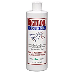 W F Young 427947 Bigeloil 14 Oz Liq Gel