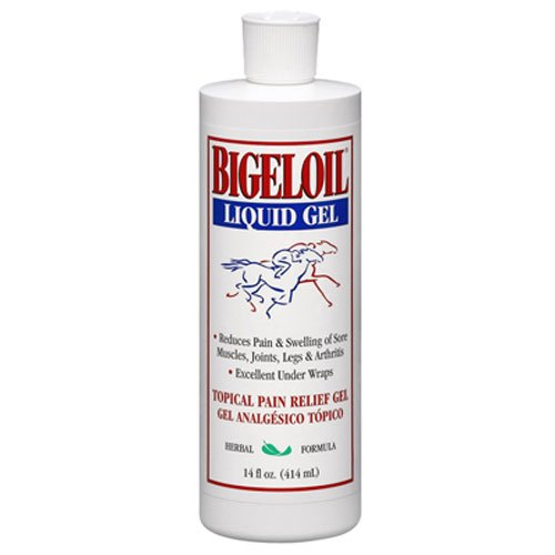 - W F Young 427947 Bigeloil 14 oz LIQ Gel
