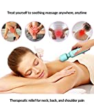 Rechargeable Handheld Personal Wand Massager by