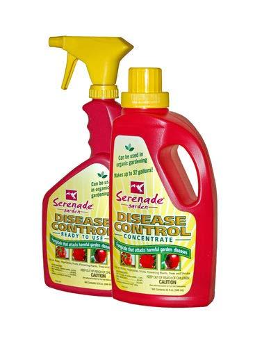 Serenade Garden Disease Control, 32 oz. Spray