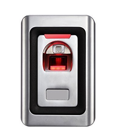 Amazon.com : F1EM, IP65 Metal waterproof Biometric fingerprint standalone access control Controller : Camera & Photo