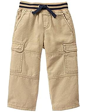 Baby /Toddler Boy Classic Khaki The Go Cargo Pant (6-12 months)