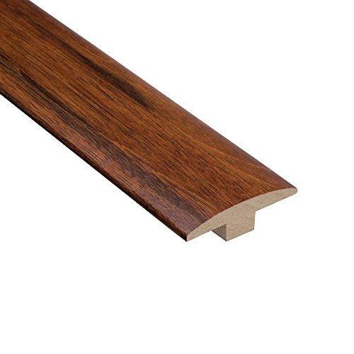 Home Legend Manchurian Walnut 3/ in. Thick x 2 in. Wide x 78 in. Length Hardwood T-Molding