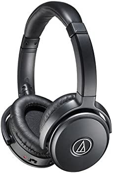 Audio-Technica ATH-ANC29 Noise-Cancelling Headphones