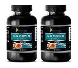 Fat Burner Appetite suppressant - African Mango Extract 1200 MG - African Mango Diet Pills - 2 Bottles (120 Capsules)