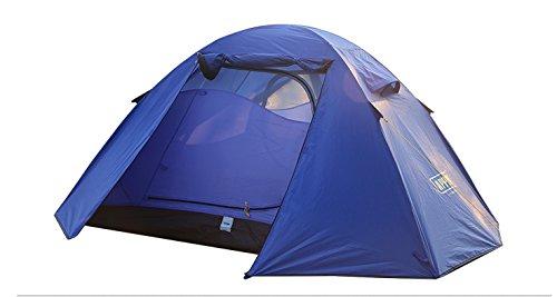 Appone Camping Tent, Adult Backpacking Tent with Aluminum Rod Robust Pegs Reliable Accessories Dome Tent for 3 Seasons 2 Person Outdoor Beach Picnic Hiking