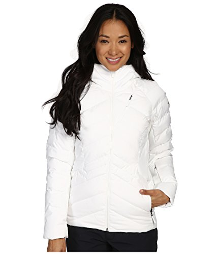 The North Face Women's Heavenly Jacket TNF White 1 (Prior Season) Medium