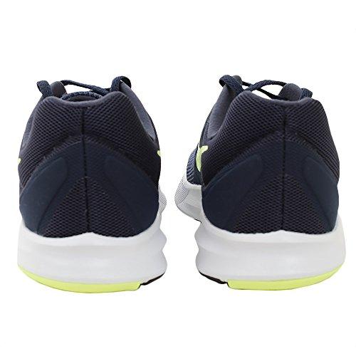 Nike Mænds Downshifter 7 Løbesko Torden Blå / Volt Glød / Obsidian / Sort rH2hJVc