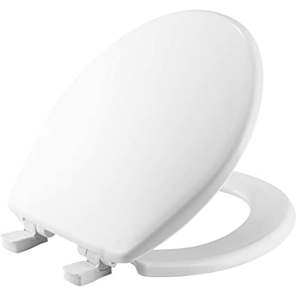 Outstanding Church 7200Slec 000 Toilet Seat Will Slow Close And Removes Easy For Cleaning Elongated Plastic White Ncnpc Chair Design For Home Ncnpcorg