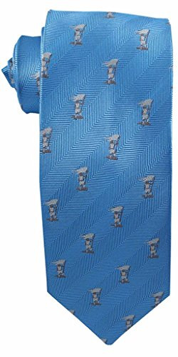 Johnson Brothers Captain Moroni Light Blue Tie by Johnson Brothers
