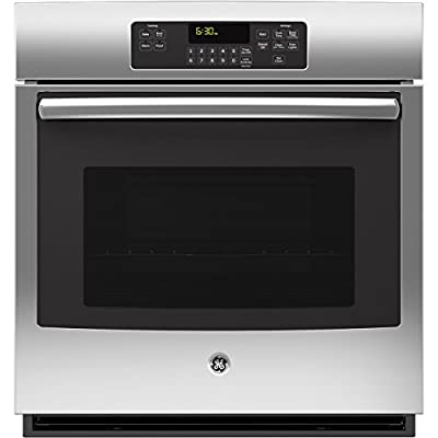 "GE JK3000SFSS 27"" Stainless Steel Electric Single Wall Oven"