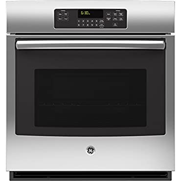 GE JK3000SFSS 27 Stainless Steel Electric Single Wall Oven