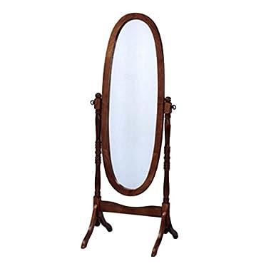 Milton Greens Stars Eleanor Full Length Mirror, Oak