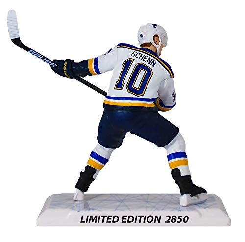 Louis Blues NHL Figures Brayden Schenn Player Replica St