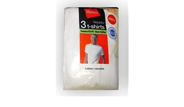 e1eae8303 Amazon.com: Bulk White T-shirts (30 Ppc) Hanes Mens T-shirts 3/pk. Wholesale  White Tees.: Everything Else