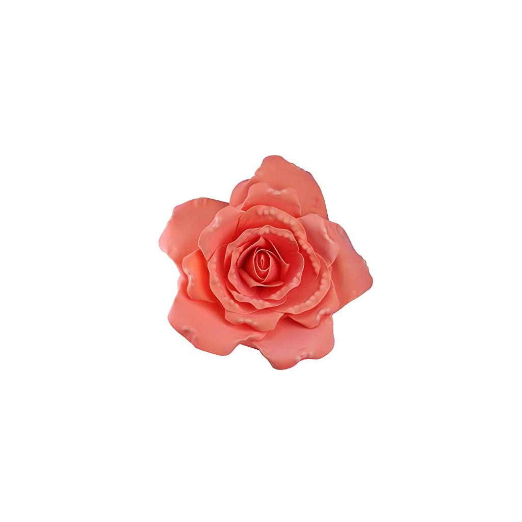 175-Coral-Pink-Artificial-Camellia-Flower-Hanging-Springtime-Wall-Decoration