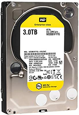 Western Digital WD RE 3TB 7200RPM