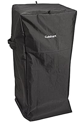 "Cuisinart CGC-10244 Vertical Smoker Cover, Fits up to 36"" by Cuisinart"