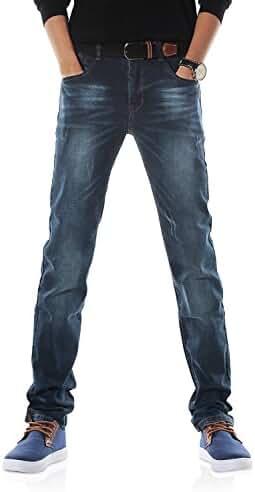 Demon&Hunter 817 Series Men's Stretch Slim Fit Jeans