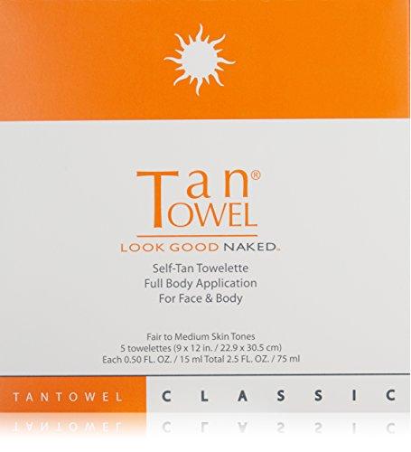 Tan Towel Tan Towel