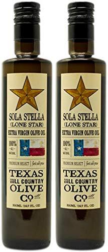 Sola Stella Extra Virgin Olive Oil, 500ml (16 9oz)