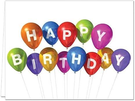 Amazon.com: Tarjetas de felicitación de cumpleaños serie 1 ...