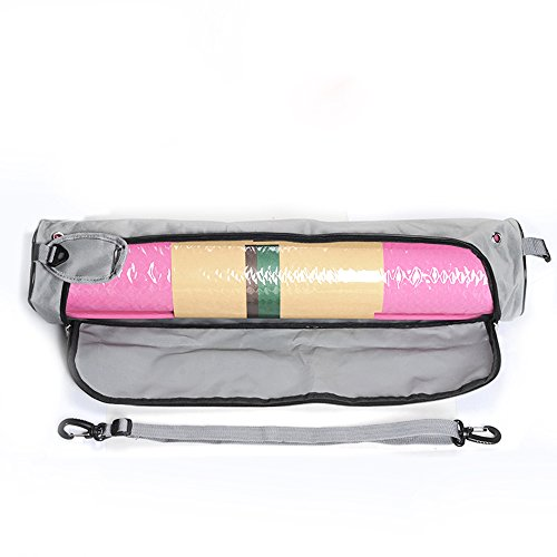 ShopSquare64 Gym Mat Bag Oxford Yoga Storage Pilates Mat Case Carriers Exercise Gym Fitness Shoulder ()
