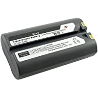 ONeil MicroFlash 4t, LP3, OC2, OC3, & OC4 Printer: Replacement Battery. 2600 mAh