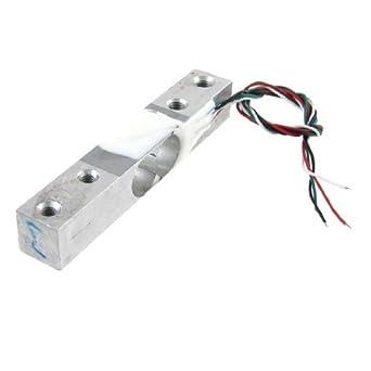 eDealMax a11122700ux0020 aleación de aluminio de un peso de célula de carga 1Kg Para la Escala
