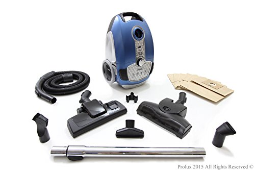 canister vacuum with tools - 5