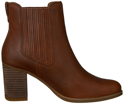 Timberland Atlántico Alturas Cubren Gore Señoras Chelsea Boot Wheat Forty