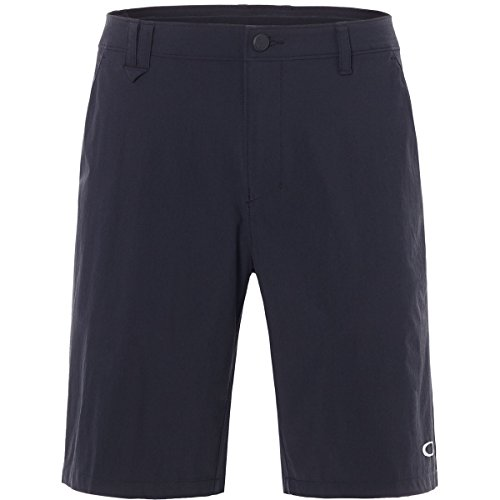 Oakley Men's Take Pro Shorts, Blackout, Size -
