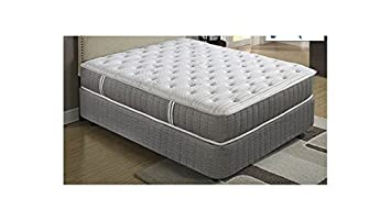 Antares Pocket Coil Innerspring Mattress (Cal. King: 80 in. L x 72 in. W x 10.5 in. H)