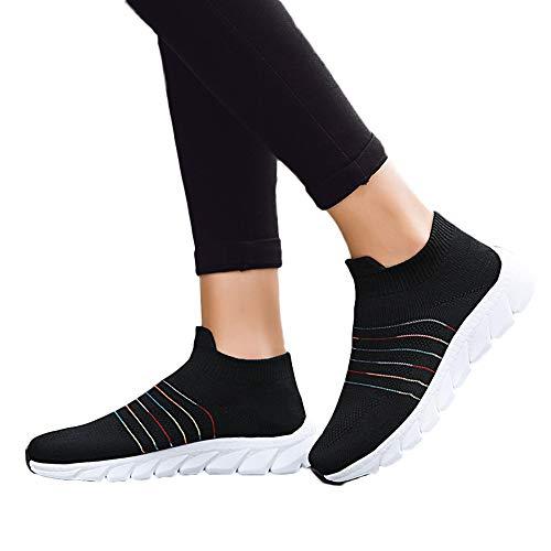 Chaussures Running Baskets On Frenchenal De Noir Gym Course Femme Sport Slip Respirant OwE4qRZ4