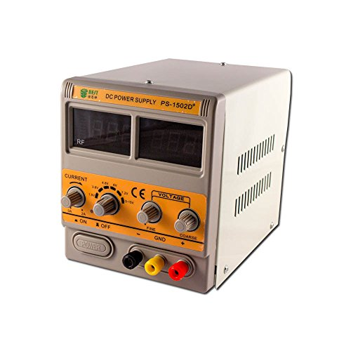 BST-1502D+ DC Regulated Power Supply - 15V, 2-Amp by Group Vertical (Image #4)