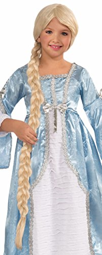 Forum Princess Of The Tower Child Wig,