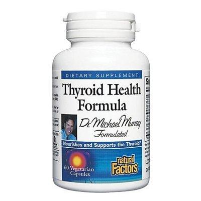 Formule thyroïde santé du Dr Murray Natural Factors 60 Caps