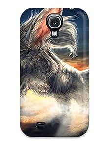 Galaxy High Quality Tpu Case/ Animal KtOFcZh1599ioFZi Case Cover For Galaxy S4