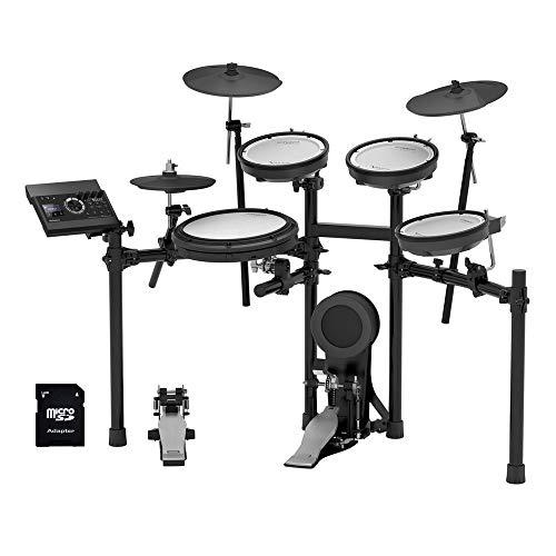 Roland TD-17KV V-Drums Electronic Drum Set with EV Music 32gb Card