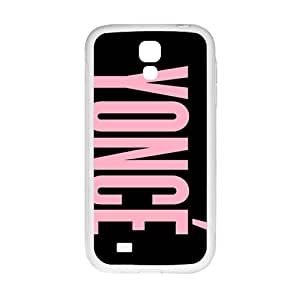 Pink yonce motto Cell Phone Case for Samsung Galaxy S4