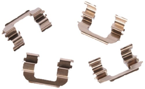 ACDelco 179-2229 GM Original Equipment Front Disc Brake Anti-Rattle Clip