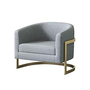 Amazon.com: YQQ-Lazy - Sofá individual para dormitorio, sofá ...