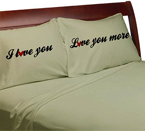 I-Love-You-Love-You-More-Heart-Set-of-2-Pillowcases-for-Couples-Bedroom