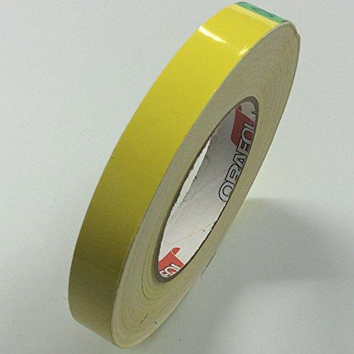 (ORACAL 651 Vinyl Pinstriping Tape - Stripe Decals, Stickers, Striping - 1/4 Brimstone yellow)